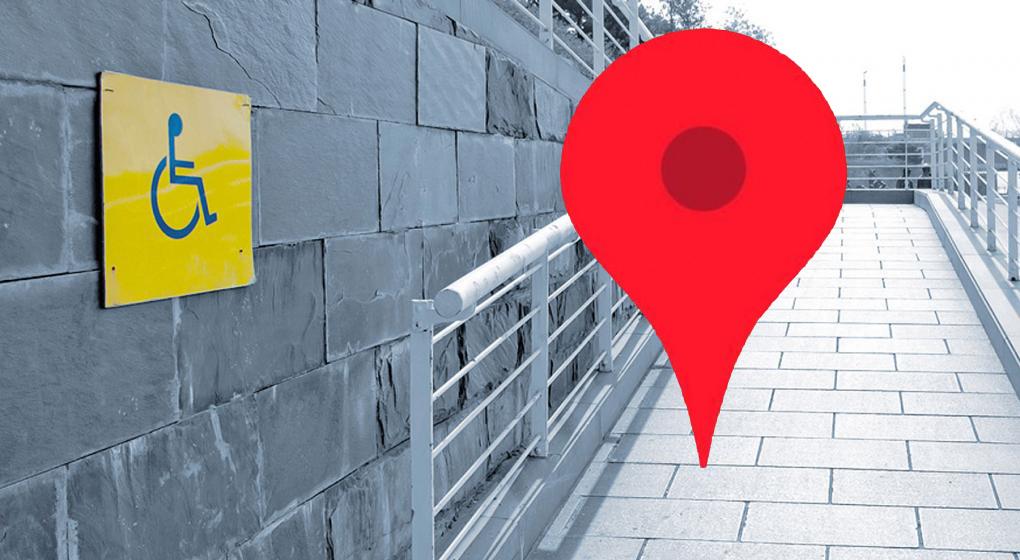 Google Maps te avisará si el lugar dónde vas tiene acceso para silla ...