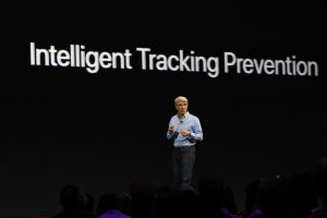 Apple presentó el Intelligent Tracking Prevention durante el lanzamiento de iOS 11 en 2017.