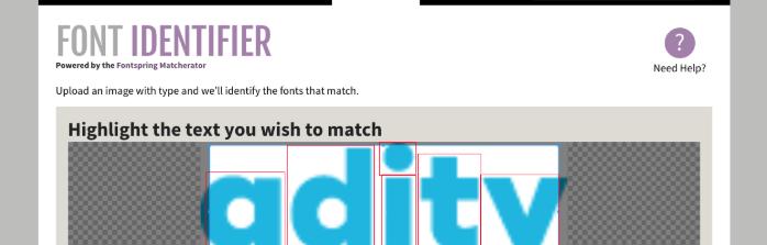 The FontSquirrel Matcherator